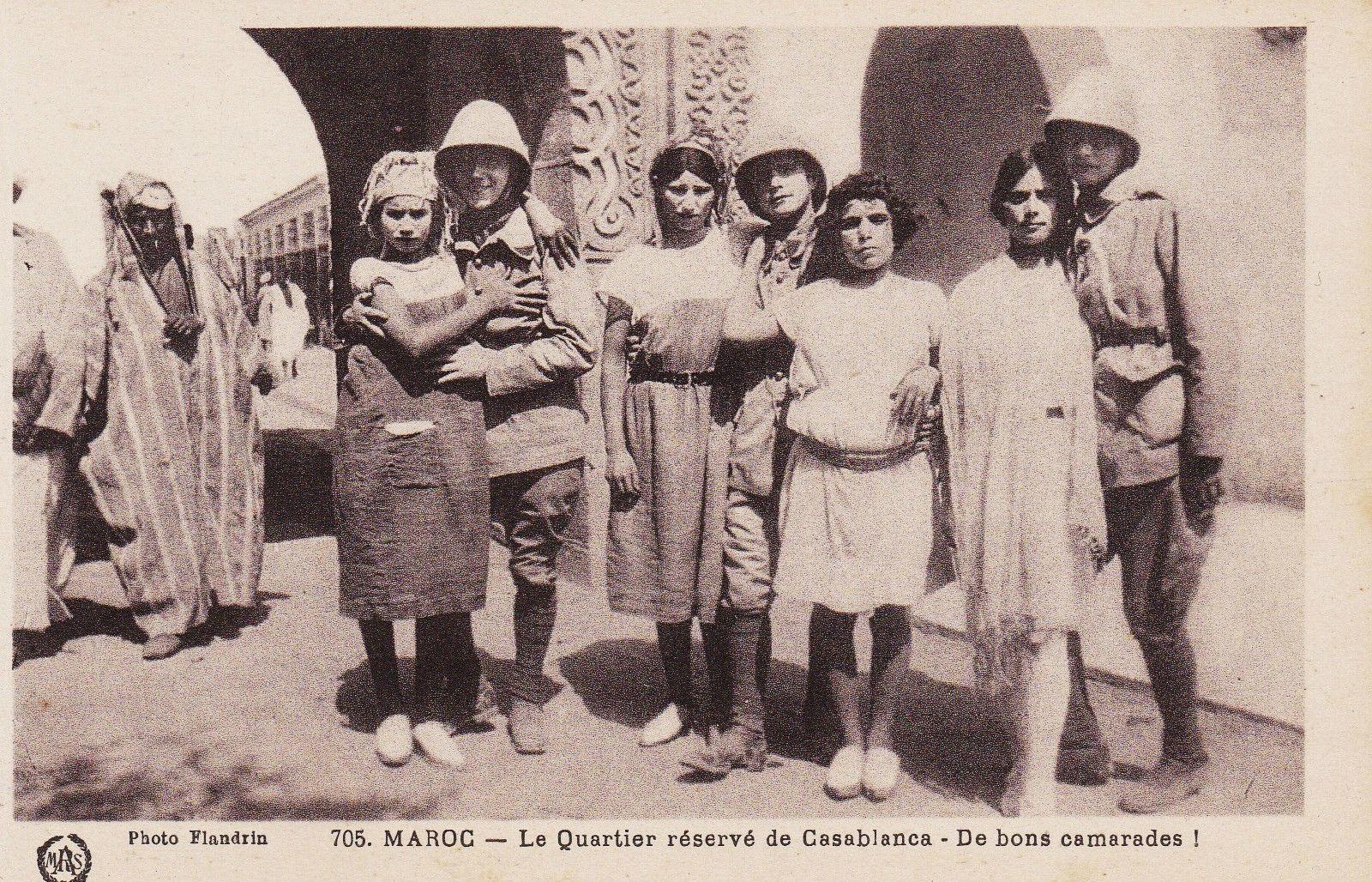 rencontre prostituée maroc