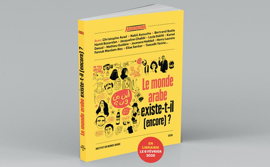 Sortie En Librairie De La Collection Araborama Institut