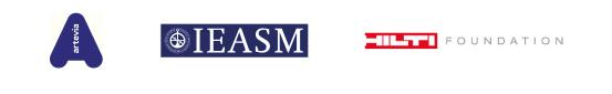 Logos non cliquables exposition Osiris IMA