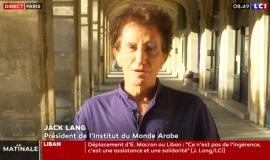 Jack Lang LCI 21.08.2020