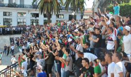 Alger, coupe du monde 2014 © Nejma Rondeleux