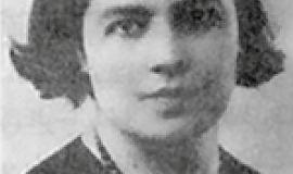 La poétesse et féministe libanaise May Ziadé (1886-1941). D.R.