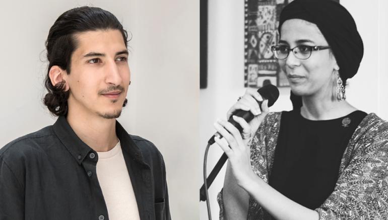 Eddy Terki et Zoulikha Tahar