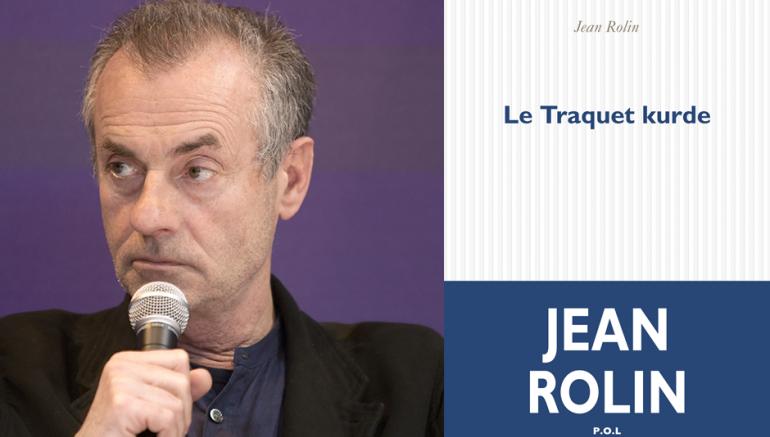 Jean Rolin vient de faire paraître (2018) Le Traquet kurde aux éd. P.O.L. © Georges Seguin