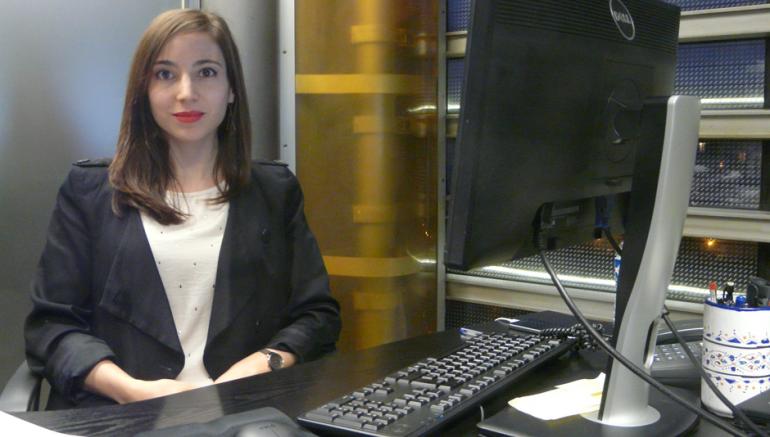 Adèle Parrilla, Directrice Mécénat à l'Institut du monde arabe