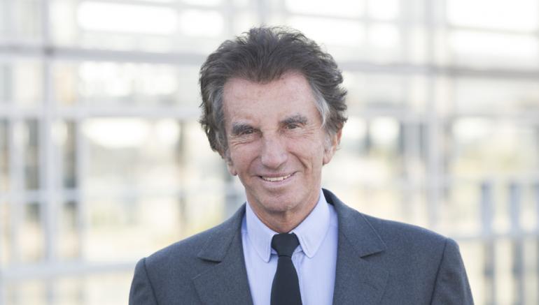 Jack Lang, président de l'Institut du monde arabe