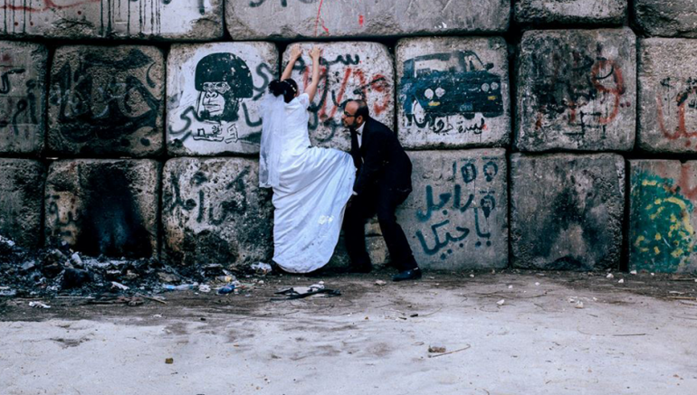 Roger Anis, Blessed Marriage, Egypte, Le Caire, 2015