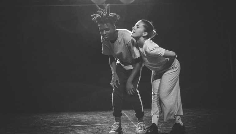 Brandon Masele et Laura Defretin © Poppy