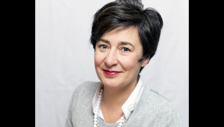 Corinne Estrada, fondatrice des conférences Communicating the Museum