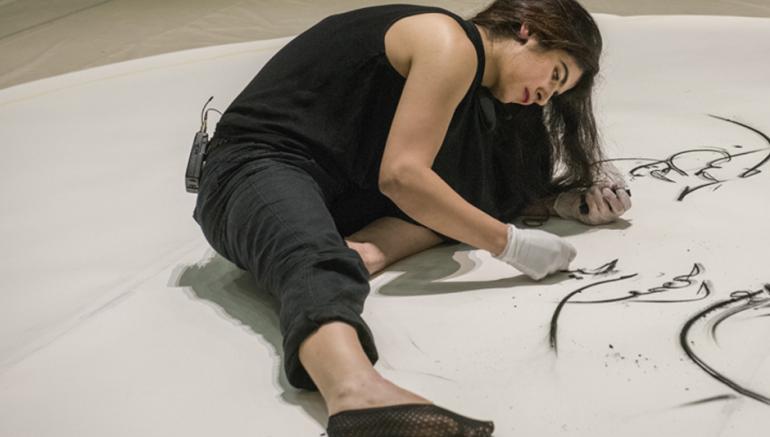 Nagham Hodaifa, 15e Nuit européenne des musées à l'IMA, 18 mai 2019)
