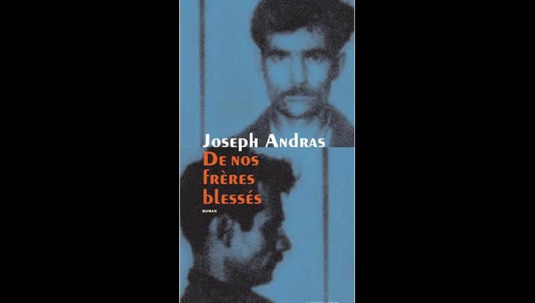 Coup de coeur pour De nos frères blessés de Joseph Andras sur le blog de l'IMA