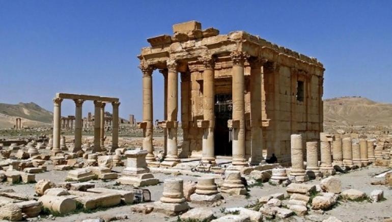 Jack Lang exprime son horreur suite aux destructions à Palmyre