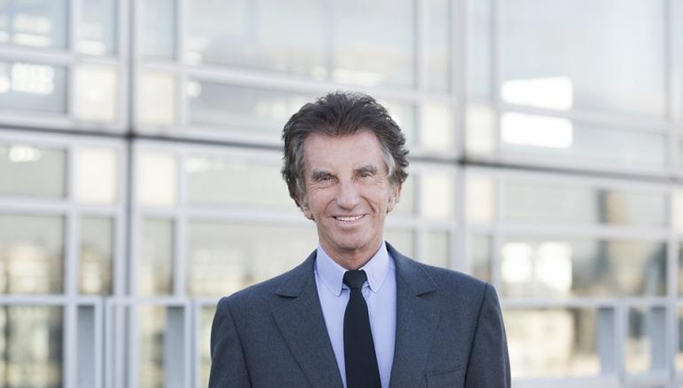 Jack Lang, président de l'Institut du monde arabe. © IMA/ D.R.