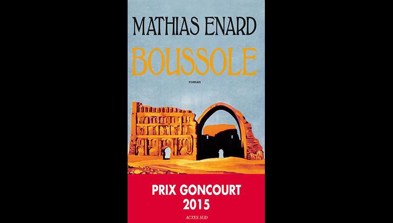 Coup de coeur pour Boussole de Mathias Enard sur le blog de l'IMA