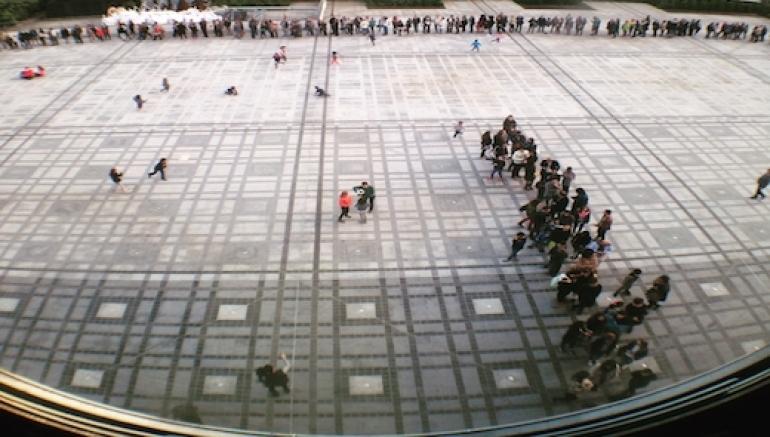 La nuit européenne des musées a explosé en bouche à l'IMA