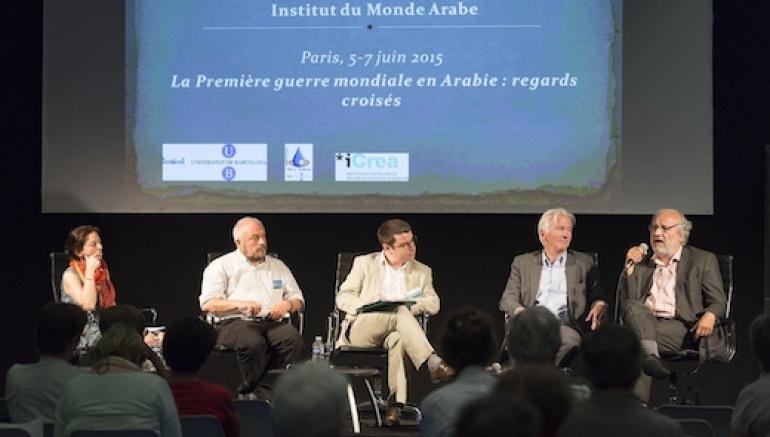 Succès pour la première édition des rendez-vous de l'histoire du monde arabe à l'IMA