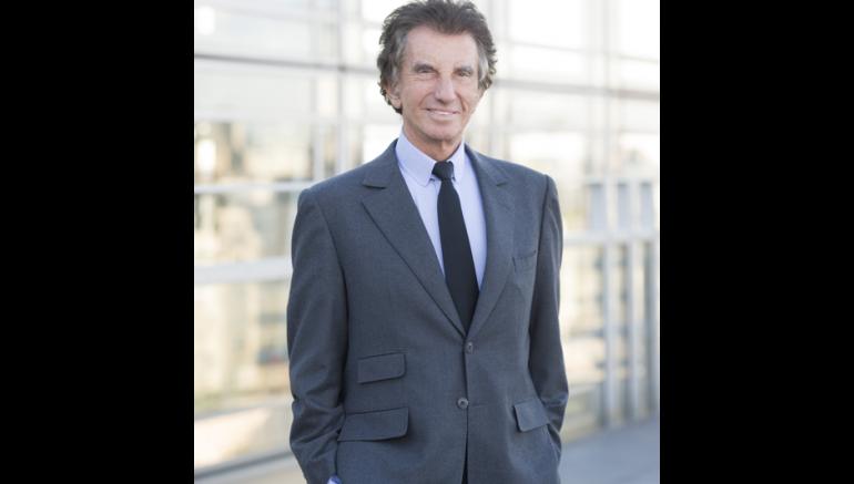 Jack Lang, président de l'Institut du monde arabe. © Thierry Rambaud / IMA
