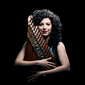 Maya Youssef et son kanoun © Igor studio