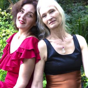 Sarah Jalabert et Birgit Yew von Keller interprètent Rûmî. © Olga Caldas