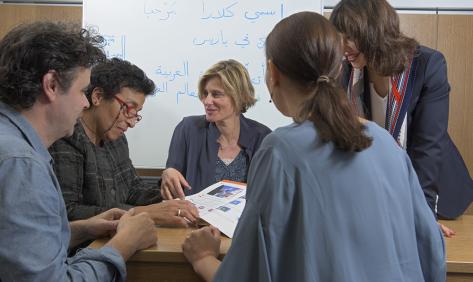 Ouverture des inscriptions aux cours d'arabe de l'IMA