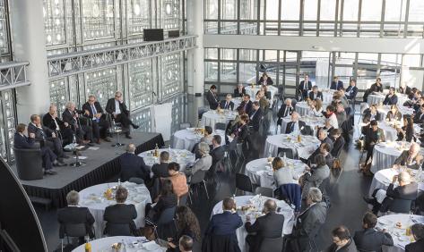 Soutenir les rencontres économiques à l'institut du monde arabe