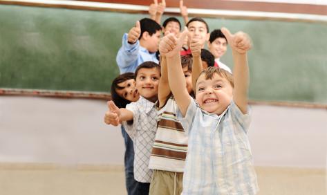 Cours d'arabe jeune public à l'IMA