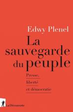 Couv La Sauvegarde du peuple, La Découverte, 2020