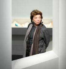 Leila Shahid Presidente SAIMA