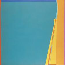 Saliba DOUAIHY, « Beyrouth, Méditerranée », 1976.