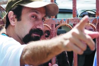 Asghar Farhadi sur l'Institut du monde arabe