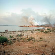 © François Sargologo, Au-delà de la mer, 2013, 1984