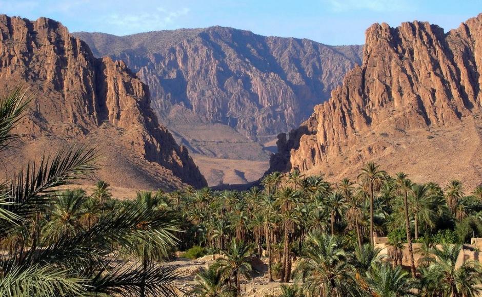 Voyage en Algerie avec les Amis de l'IMA