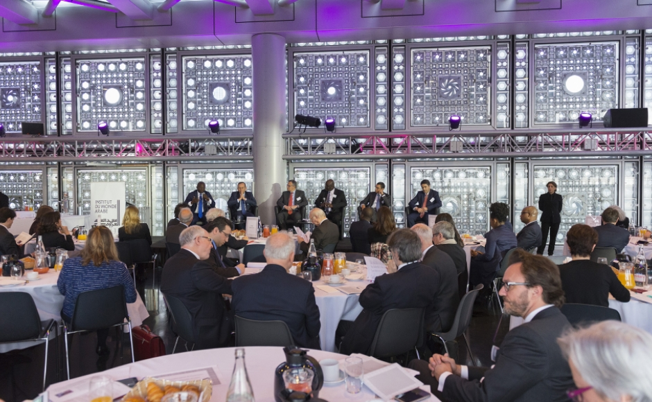 Rencontres économiques du 30 mars 2016 IMA