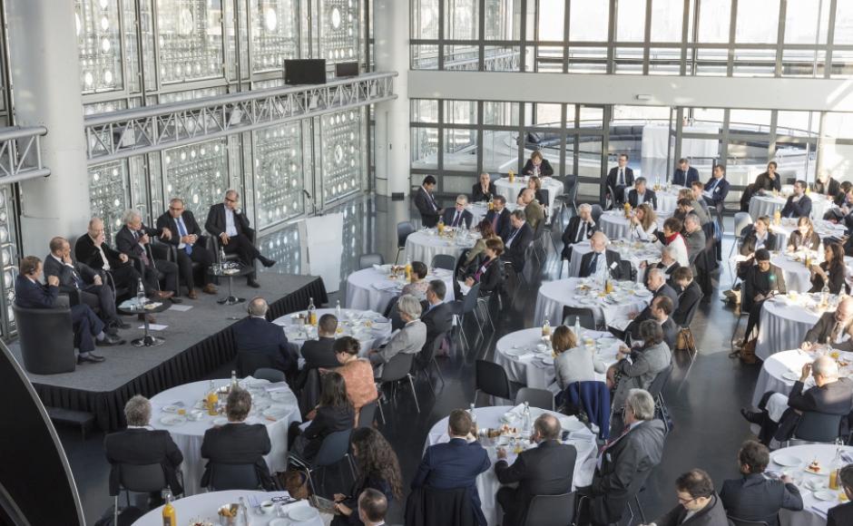 Rencontre économique IMA développement urbain dans le monde arabe