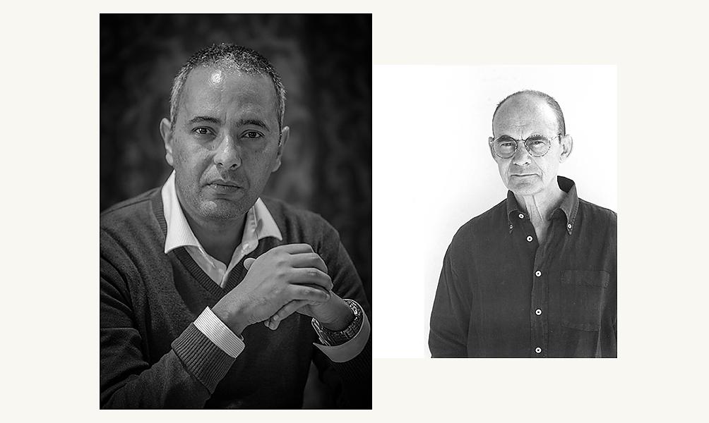Dialogue Kamel Daoud et Jean-Luc Nancy