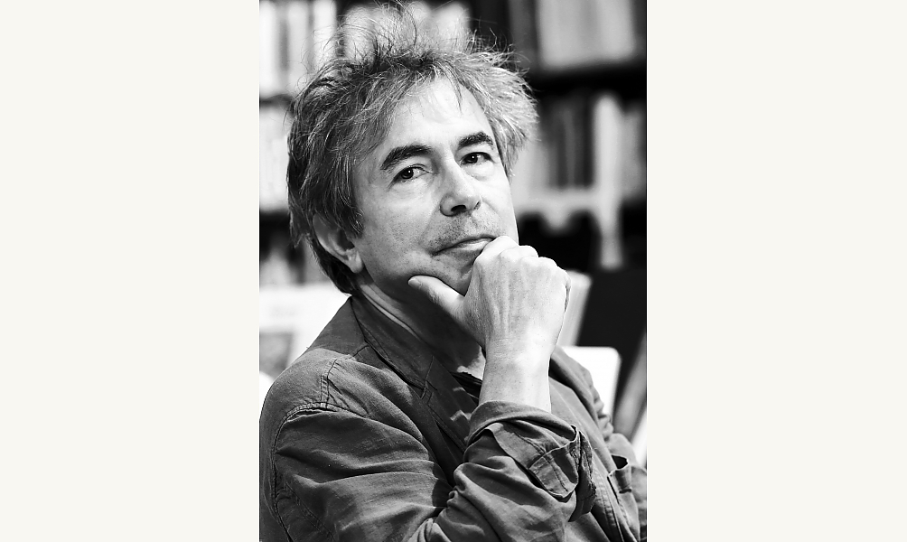 Le philosophe François Julien © CHUN-YI CHANG