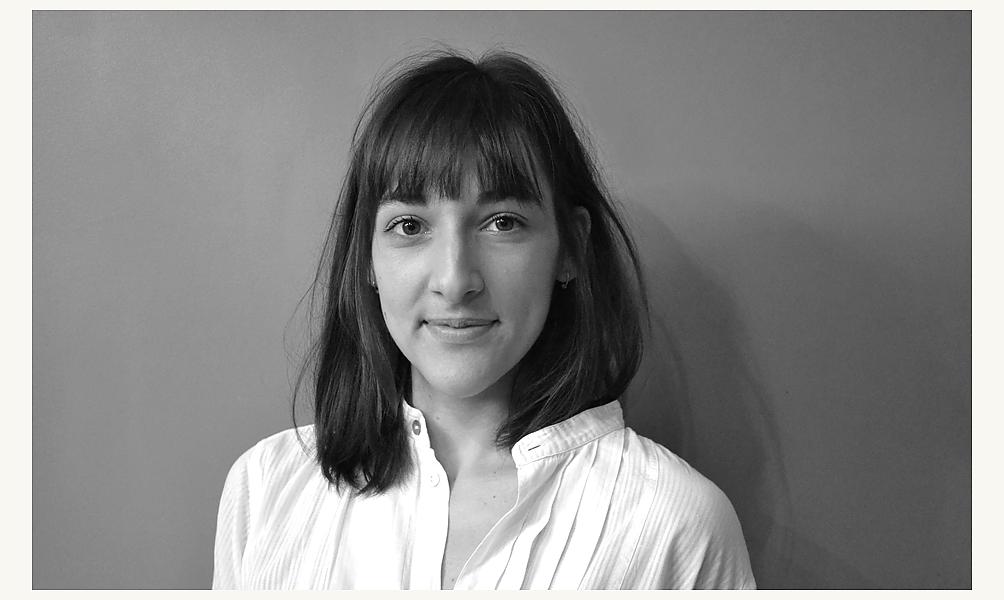 La graphiste Solene Couybes, finaliste du Tremplin Jeunes graphistes IMA 2016