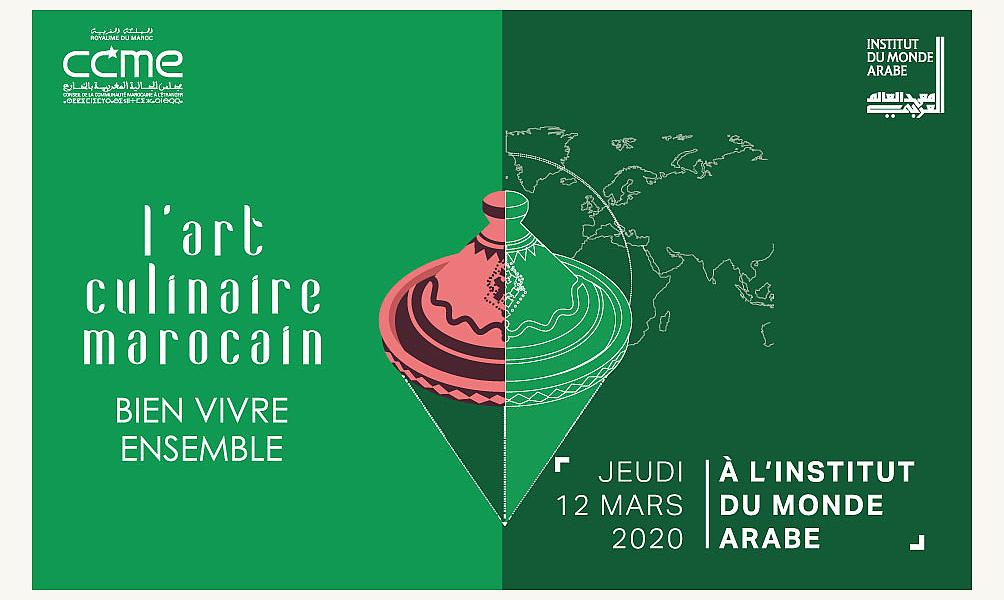 L'art culinaire marocain. Bien vivre ensemble