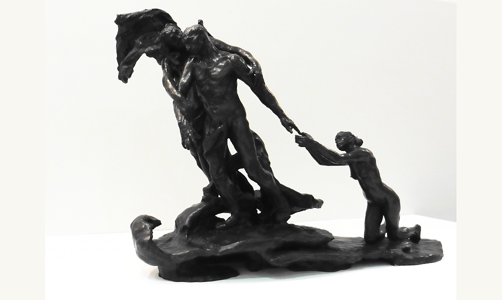 """Camille Claudel, """"L'Âge mûr"""", dit aussi """"La Destinée"""", """"Le Chemin de la vie"""" ou """"La Fatalité"""", 1894-1900.jpg"""