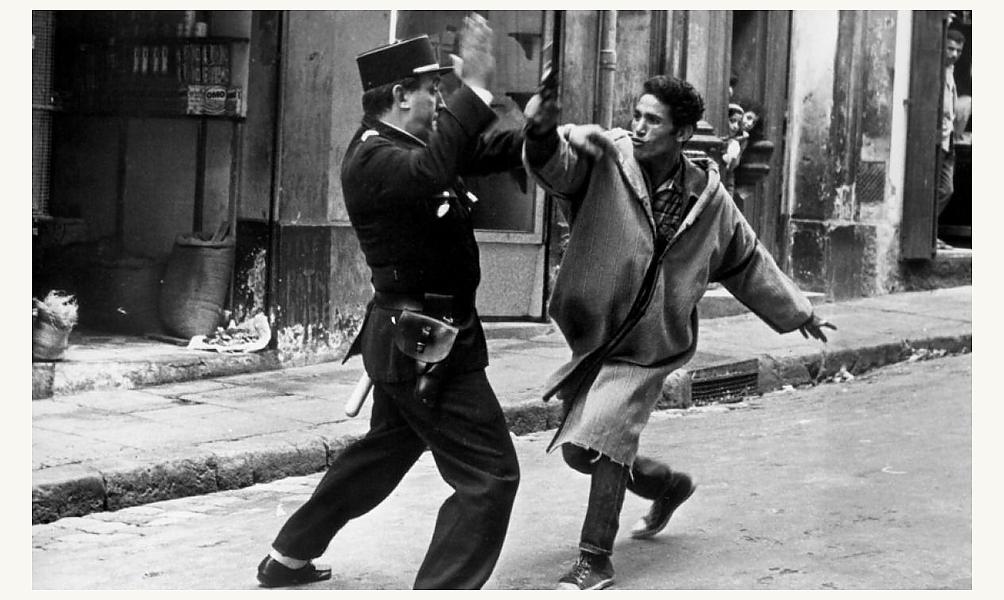 Alger, 1957. D.R.