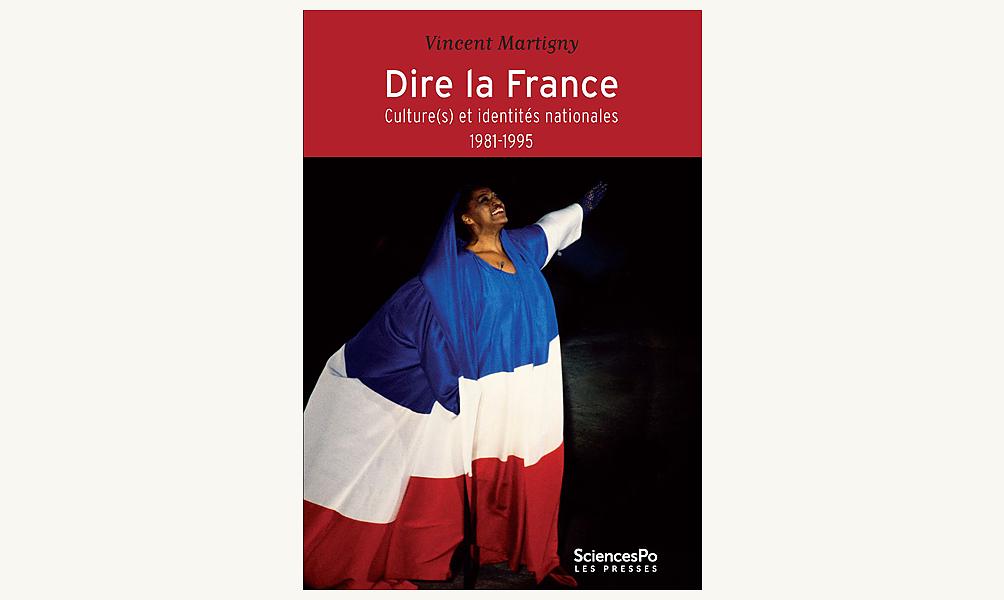 Dire la France. Culture(s) et identités nationales 1981-1995 par Vincent Martigny