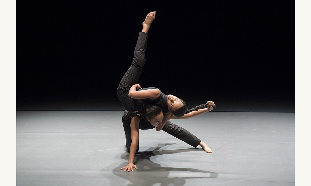 Héla Fatoumi & Eric Lamoureux, EX-POSE(S) © Laurent Philippe