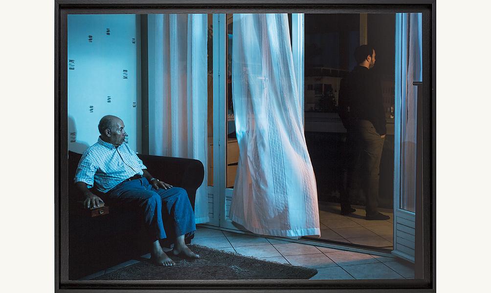 Mehdi Bahmed, Scène intérieure © MNAMCP