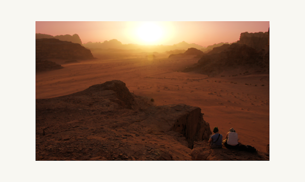 Wadi Rum © Patrick Bergeot