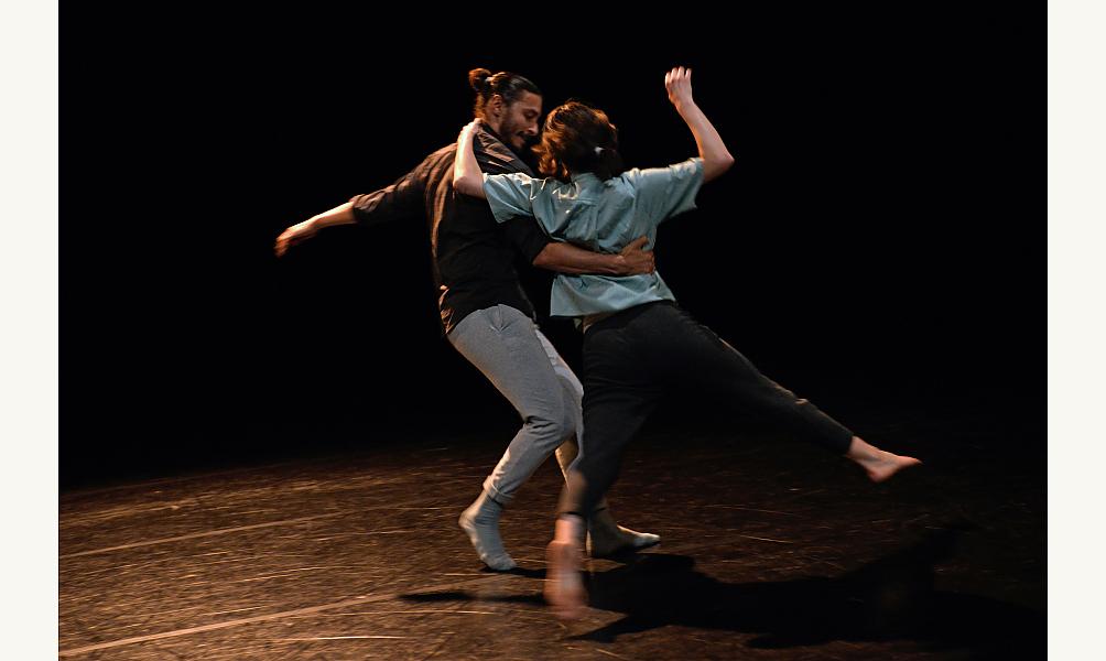 Johanna Faye et Saîdo Lehlouh, Iskio © Benoite Fanton