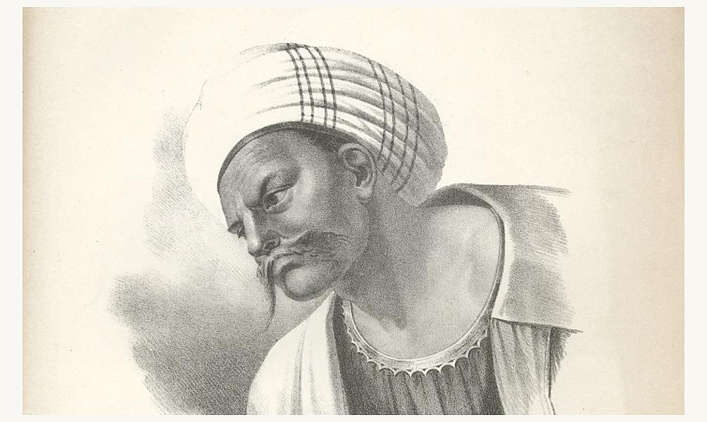 Le philosophe cordouan Averroès D.R.