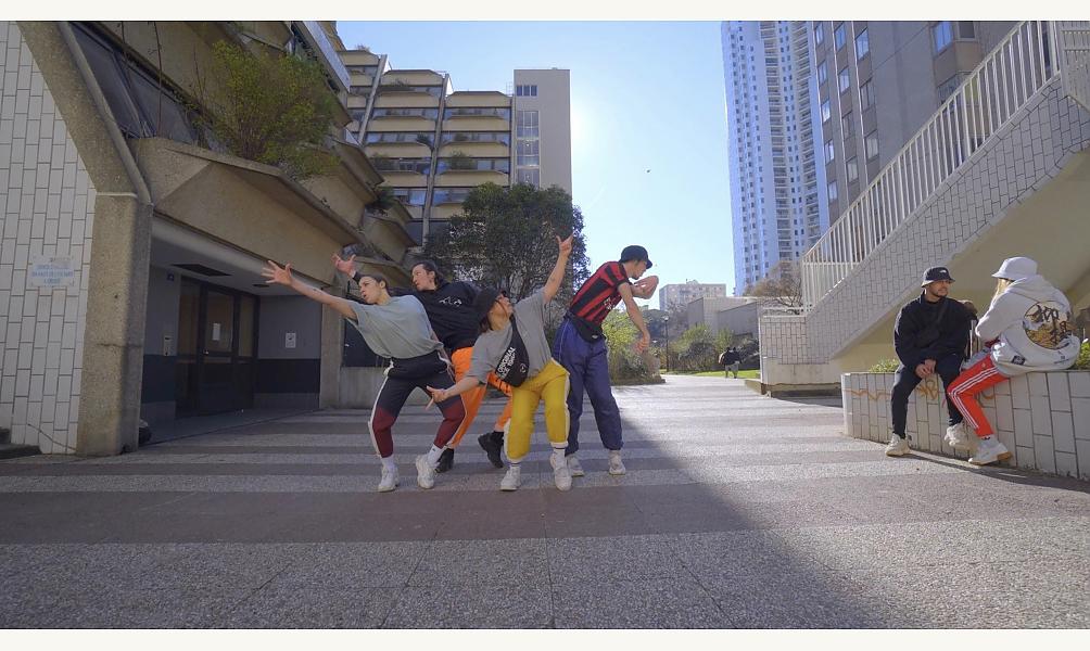 Les Vivaldines par la Bahia Dance Company. D.R.