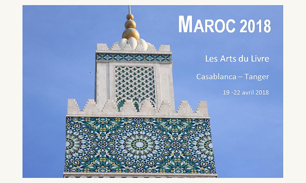 Voyage Maroc Casablanca Tanger Amis Institut du monde arabe