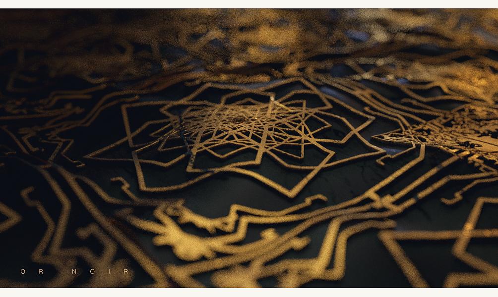 Or Noir par Hasim Akbaba et Florian Cohen © D.R.