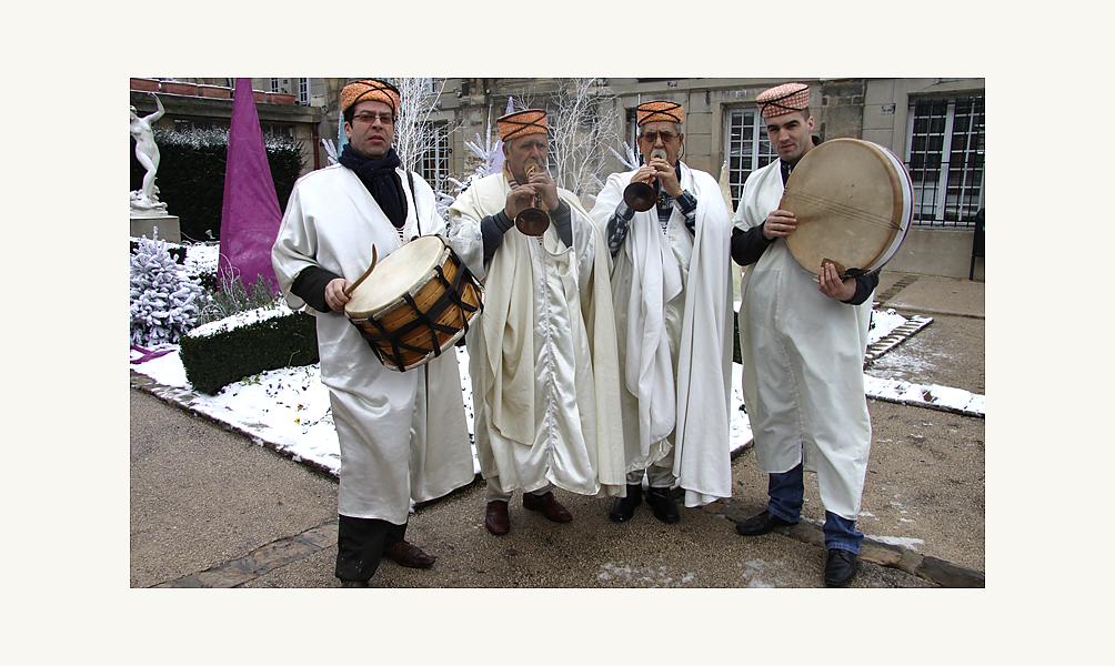 Les Tambours de Kabylie